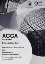 BPP FIA FFM Foundations in Financial Management Interactive Text