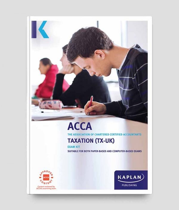 KAPLAN ACCA F6 Taxation Exam Kit FA19