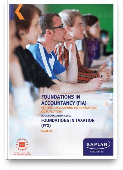exam kit fia foundations in taxation ftx