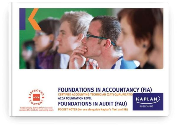 pocket notes fia foundations in audit fau 2x