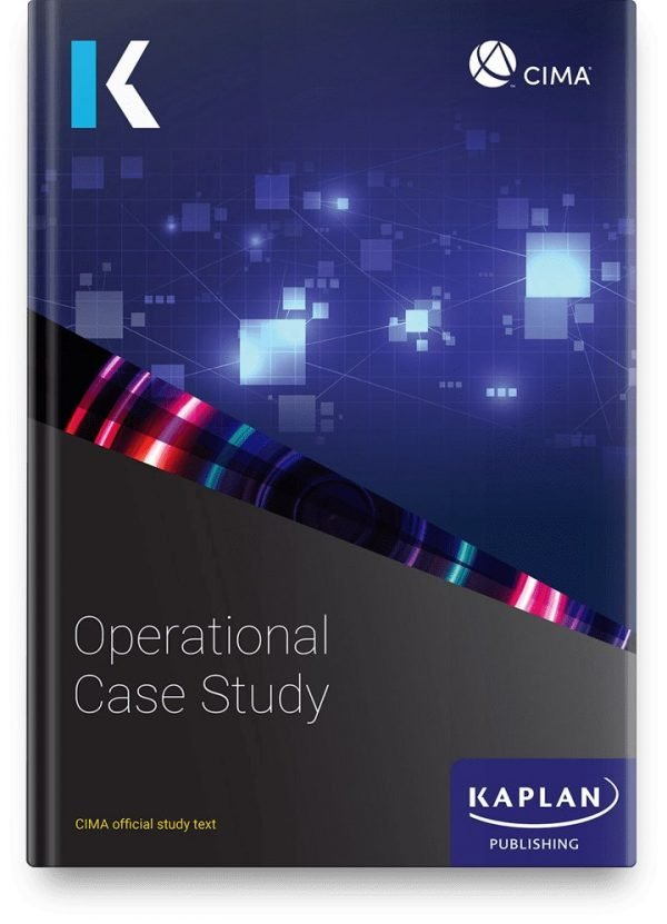 Kaplan CIMA Operational Case Study (OCS)