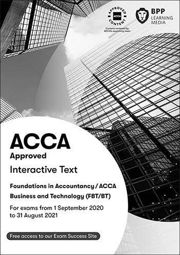 Business and Technology/FIA FBT Interactive Text eBook 2020
