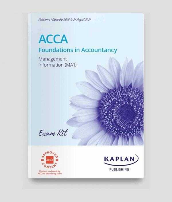 Kaplan FIA Management Information (MA1) Exam Kit