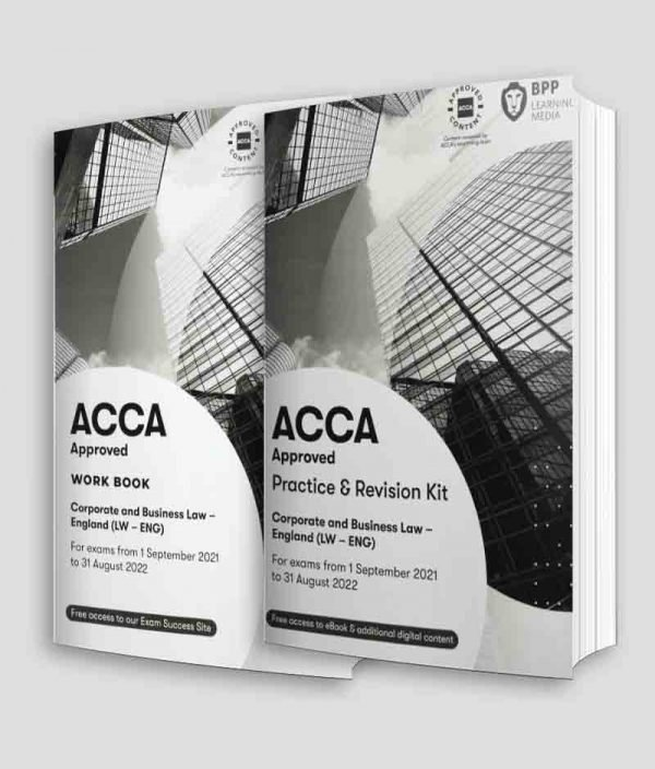 BPP ACCA LW Corporate and Business Law (English) Bundle 2021-2022