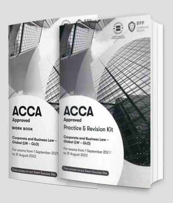 BPP ACCA LW Corporate and Business Law (Global) Bundle 2021-2022